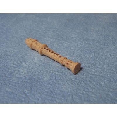 Wooden Recorder 3cm