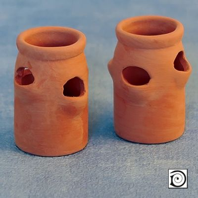 Strawberry Pots,pk2