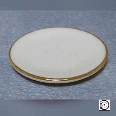 Guilded Side Plates set 6