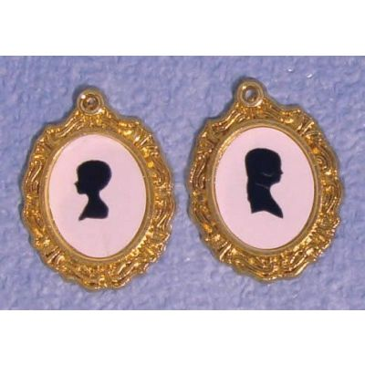 Set of 2 Silhouettes