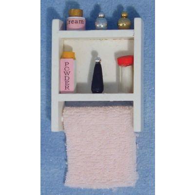 S Toiletries Unit W Towel