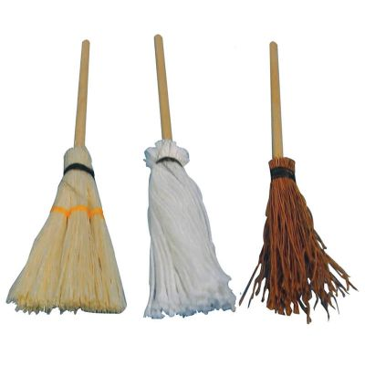 Broomsticks Pk 3 asst