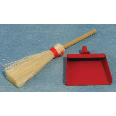 Dustpan & brush