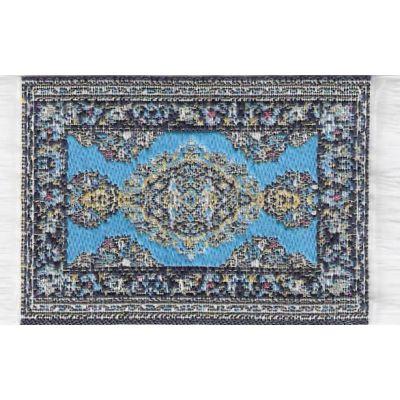 Carpet L. Blue 5 x 7cm