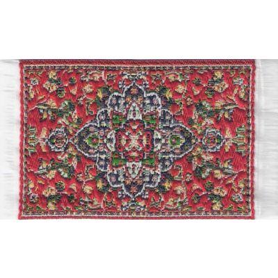 Carpet Red 5 x 7cm