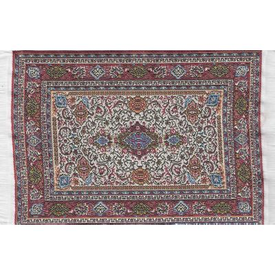 Carpet Maroon 10 x 14cm
