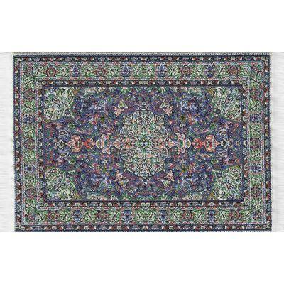 Carpet Blue 10 x 14cm