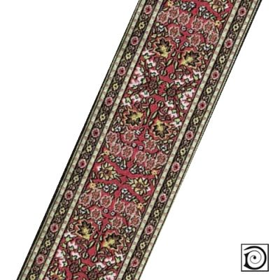 Stair Carpet Red 5 x 50cm