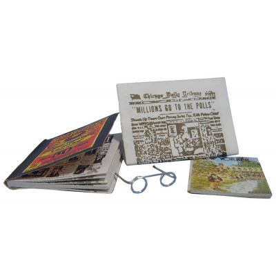 Spectacles & Magazines