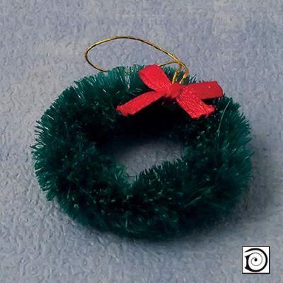 Wreath with Bow 4cm