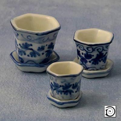 Flower Pots set