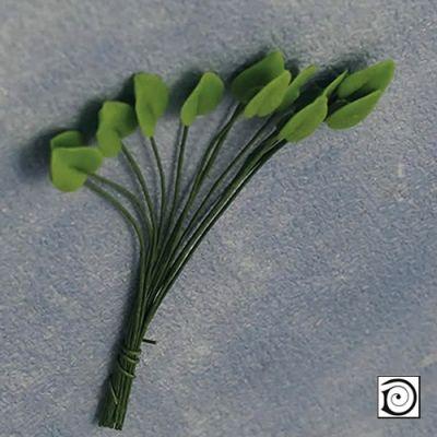 Single leaf 12 pcs