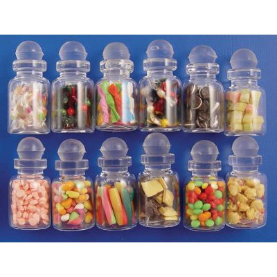 Biscuit/Sweet in Jars (price each)