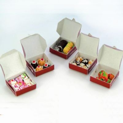 Cakes in box Asst (price each)