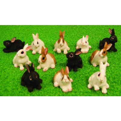 Rabbits asst (priced each)