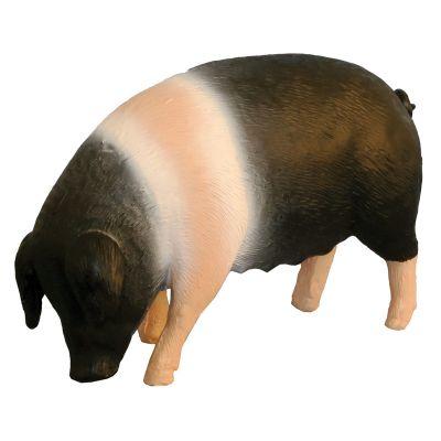 Black & White Pig  DA018