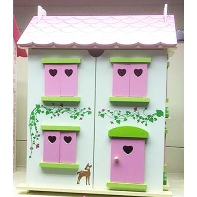 Candy Cottage & furniture set..Inc UK delivery