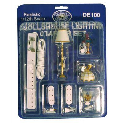 Value lighting starter set