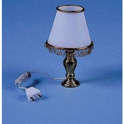 Table Lamp Brass Base (E602)