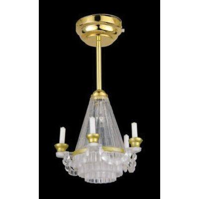 Imitation Candle Chandelier LED