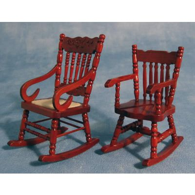Rocking Chairs Pair