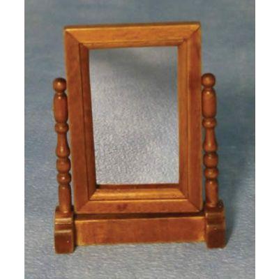Swivel Mirror Oak