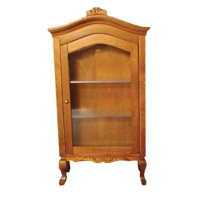 Display Cabinet Oak