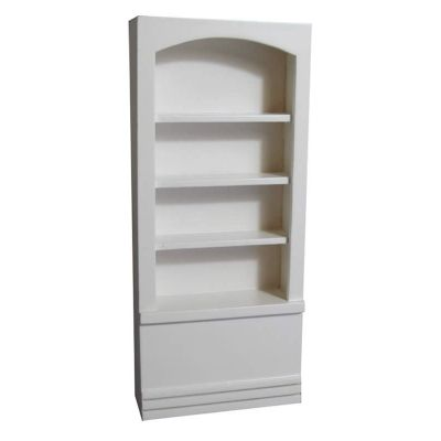 Small Shop Shelves  White