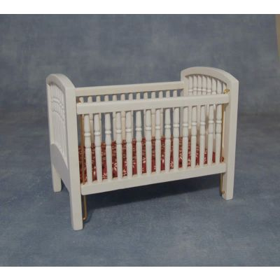 Large Cot White