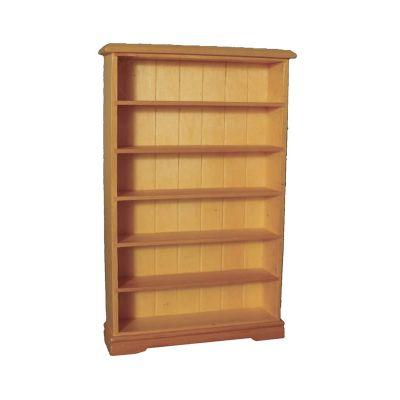 6 Shelf Bookcase Pine