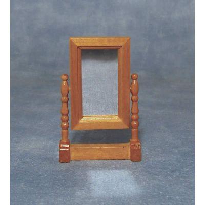 Swivel Mirror Pine