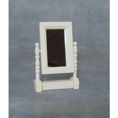 Swivel Mirror White