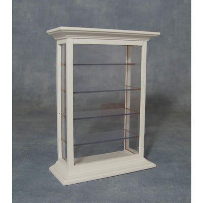Shelf Display Cabinet White