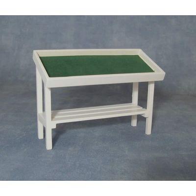 Stall Shelf White