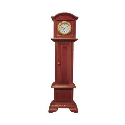 Working Grandfather Clock Oak