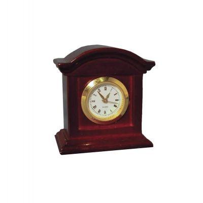 Working Mantle Clock Mahog