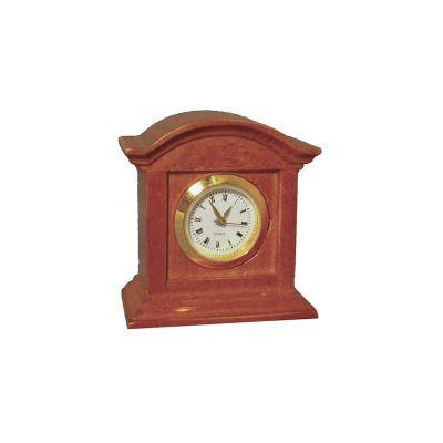 Working Mantle Clock Oak