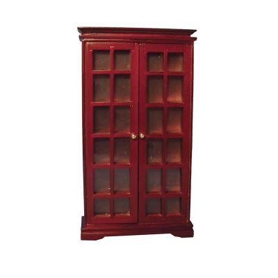 Book Cabinet Mahog