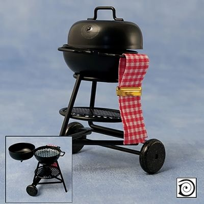 Kettle BBQ set