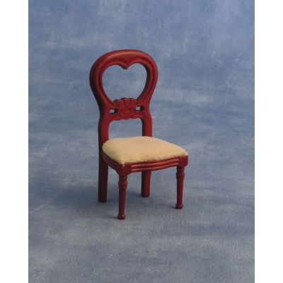 Balloon-back Side Chair (M)
