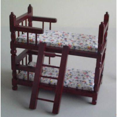 Bunk Beds Mahog.