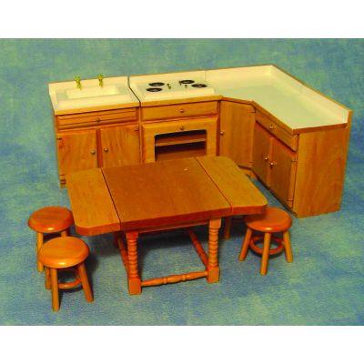 Kitchen set Pine