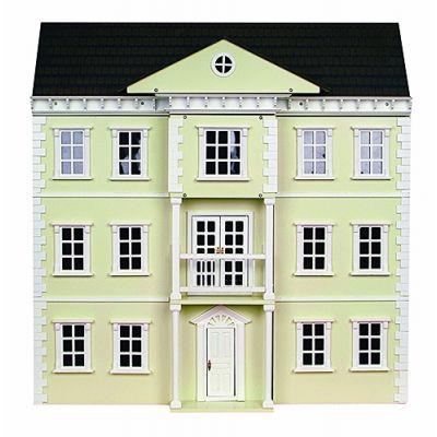 Mayfair Dolls House, painted.