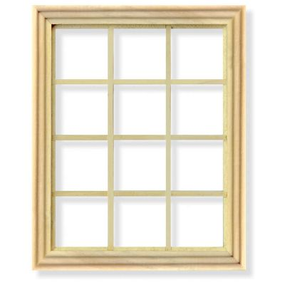 Georgian 12 Pane Window/Frames