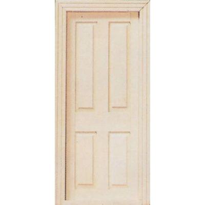 Interior Door  (4 panel),To fit apperture 173 x 73mm.