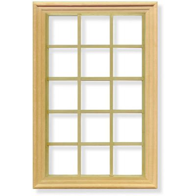 Georgian 15 pane window/frames