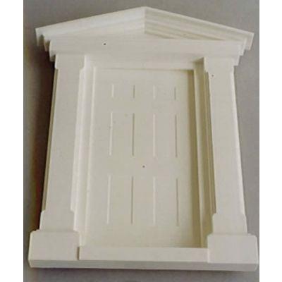 Plastic Large Georgian Door