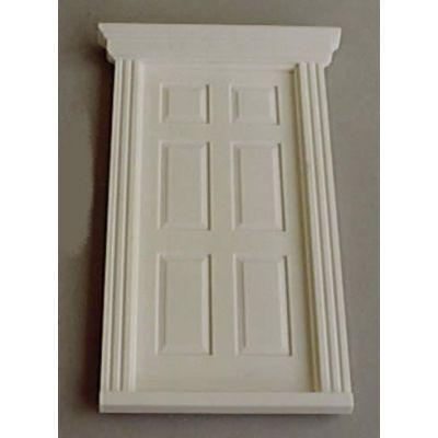 Plastic Small Georgian Door