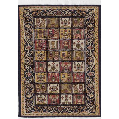 Carpet Rug Chequer 31cm x 20cm