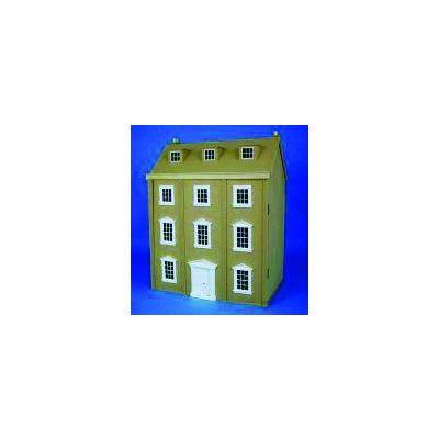 Georgian Mansion Plans